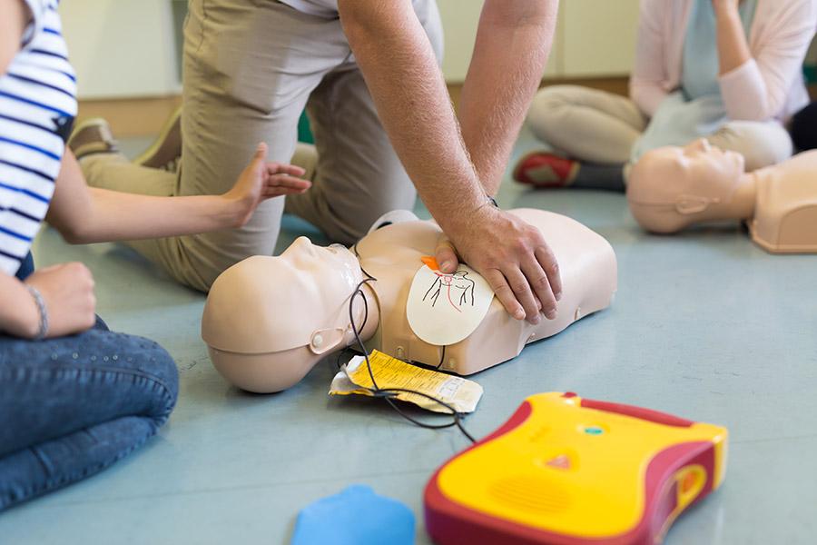 Urgences – l'infirmière libérale et les situations d'urgence